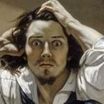 Courbet - El desesperado (1845)