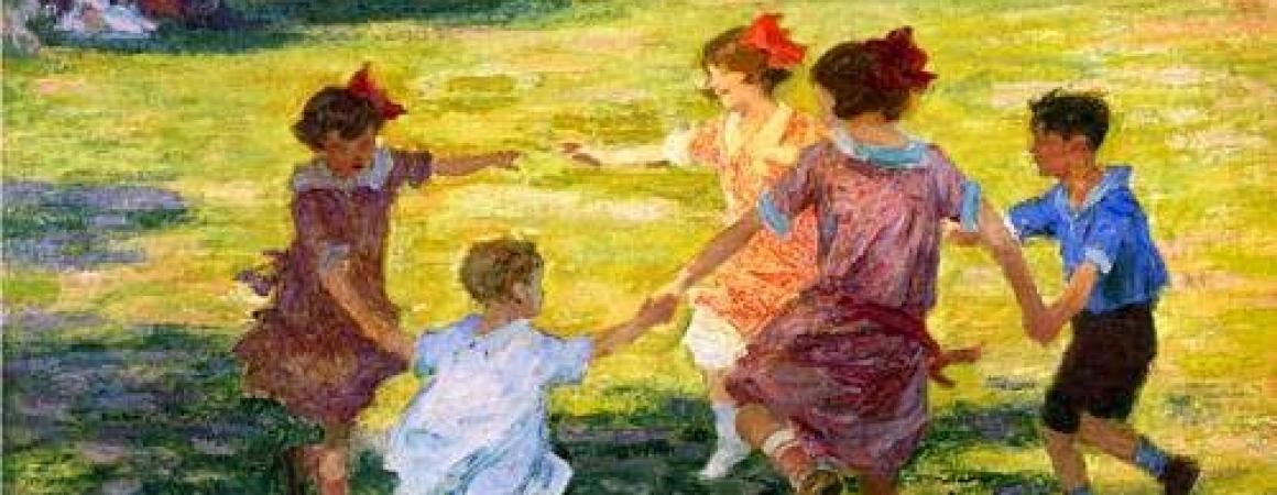 Construindo a Identidade: Como Acompanhar as Brincadeiras das Crianças.